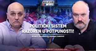 АKТУЕЛНО: Политички систем разорен у потпуности - Дејан Златановић и Миодраг Зарковић (видео) 9