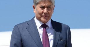 Бивши председник Киргистана оптужен за убиство