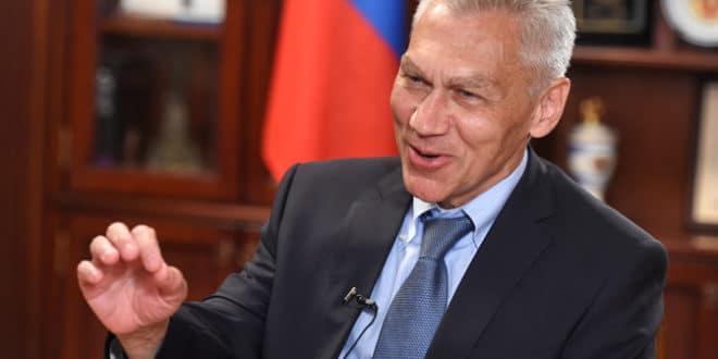 Боцан-Харченко: Мој главни задатак је повратак међународног права у регион 1