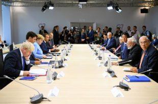 Оно око чега су могли да се сложе лидери Г-7 стало на – једну једину страницу