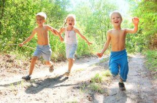 Деца недовољно активна, вратити их игри у природи 9