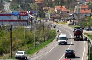 Ибарска магистрала - пут смрти