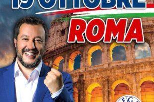 ХАОС У ИТАЛИЈИ? Салвини позвао народ на велике демонстрације у Риму