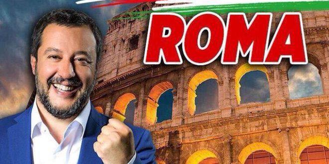 ХАОС У ИТАЛИЈИ?  Салвини позвао народ на велике демонстрације у Риму 1