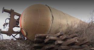 Трећа хаварија цистерне са амонијаком на српским пругама за мање од годину дана