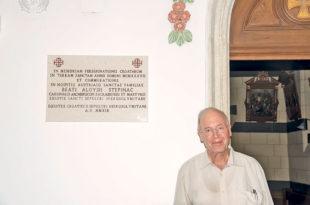Грајф тражи од папе да се уклони плоча Степинцу постављена у Јерусалиму