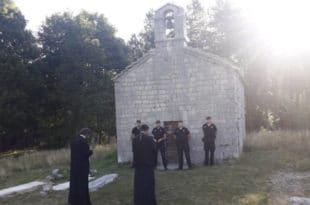 ЂАВО у Црној Гори забранио служење Свете Литургије у цркви на Ивановим коритима 9