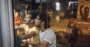 Мигранти поново тероришу Србе: Уништавају аутобусе и нападају возаче (видео) 11