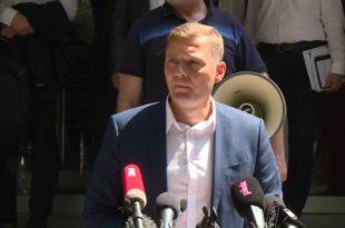 Странка Заједно за Србију Небојше Зеленовића донела одлуку да бојкутује наредне изборе