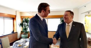 Дописник Ал Џазире о састанку Вучића и Помпеа: Ту је био и Блер 10