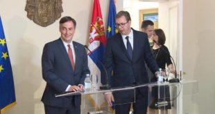 Дан после посете ЕУ комесара Вучић хапшењима почео предизборни обрачун са Ђиласом 11