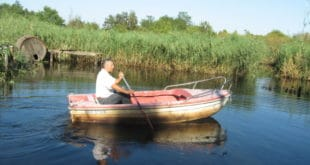 Сам направио језеро - вратио ласте, корњаче, барске коке (фото) 1