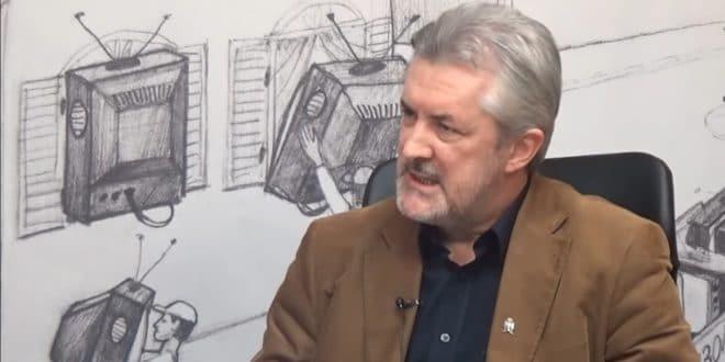 Бранислав Матић: Велеиздаја на расклапање (видео)