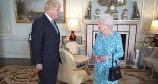 Краљица суспендовала парламент, Борис Џонсон изводи Британију без споразума са ЕУ 12