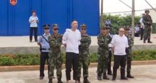Кина: Дилери дроге пред школском децом осуђени на смрт (видео) 11