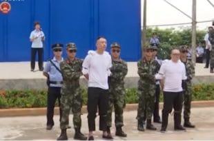 Кина: Дилери дроге пред школском децом осуђени на смрт (видео)