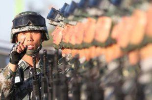 """Влади Кине стигла иницијатива да армијом обезбеди """"стабилност у Хонгконгу"""" 3"""