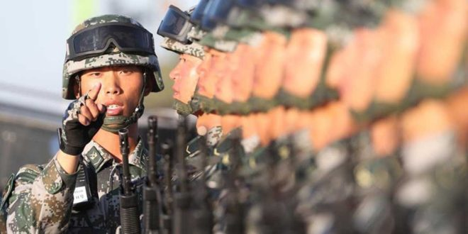 """Влади Кине стигла иницијатива да армијом обезбеди """"стабилност у Хонгконгу"""" 1"""