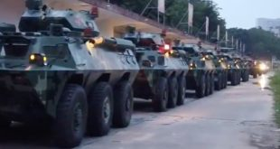 Kинеска војска пред Хонгконгом (видео)