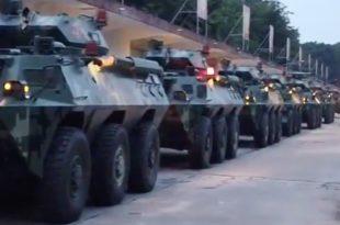 Kинеска војска пред Хонгконгом (видео) 4