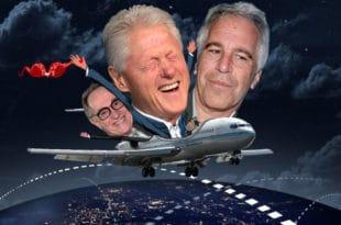 """Бил Клинтон авионом """"Лолита експрес"""" 26 пута долазио на """"педофилско острво оргија"""""""