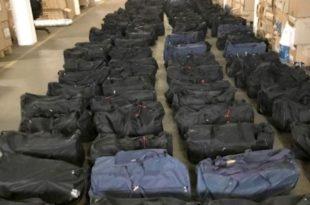 Немачка царина запленила 4,5 тона кокаина 2