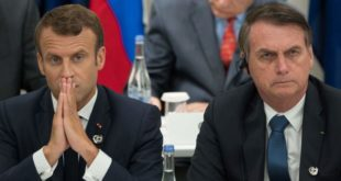 Болсонаро увредио Брижит Макрон, бразилски министар француског лидера назвао кретеном