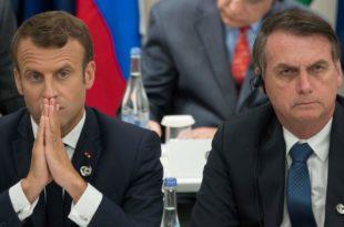 Болсонаро увредио Брижит Макрон, бразилски министар француског лидера назвао кретеном 3