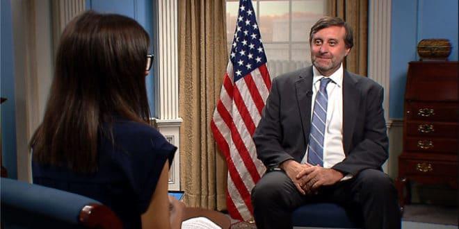 """Метју Палмер за """"Глас Америке"""": САД се надају да ће опозиција одустати од бојкота избора 1"""