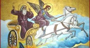 Свети Јустин Нови (Ћелијски): Беседа на Светог Пророка Илију
