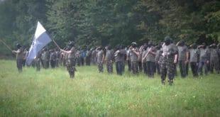 Маскирани мушкарци направили узбуну близу границе Словеније са Хрватском (видео) 2