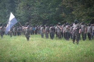 Маскирани мушкарци направили узбуну близу границе Словеније са Хрватском (видео)