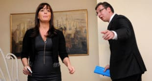 Вучића са француским обавештајцима повезала његова саветница за медије Сузана Васиљевић! 2