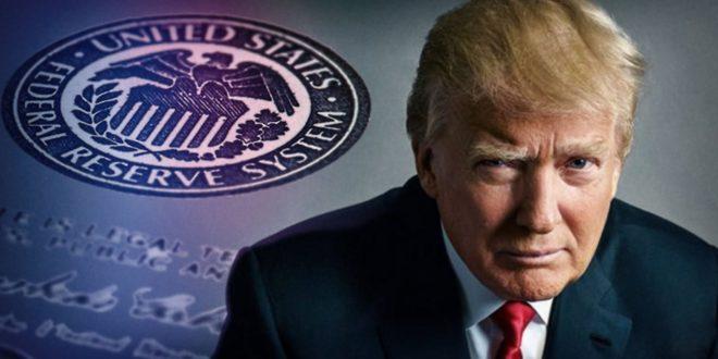 Трамп: Систем федералних резерви је већи проблем Америке него Кина 1