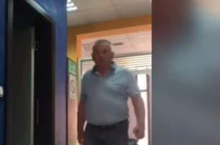 """""""ЛОПУЖО, KУ**О РАСПАЛА"""" Веља Илић упао код извршитеља и објаснио ствари (видео)"""
