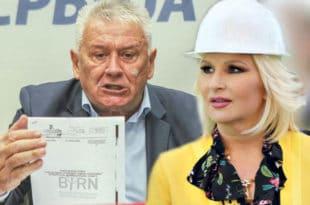 ЗАПАЊИО СВЕ: Веља открио Вучићеву бруку и срамоту Зоране Михајловић (видео)