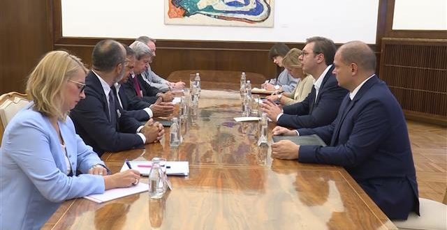 ЕУ преузела управљање Скупштином Србије 1