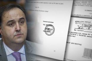 Зоран Бабић и више месеци након оставке обавља дужност директора Коридора Србије 6