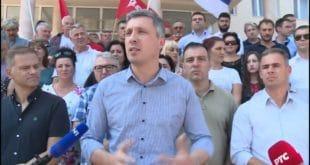 Обрадовић: Ситуација у Медвеђи пред локалне изборе гора него што је била у Лучанима 5
