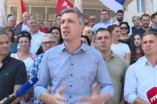Обрадовић: Ситуација у Медвеђи пред локалне изборе гора него што је била у Лучанима