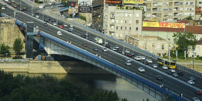 Цео Београд смрди на говна а напредњаци улупали 150 милиона динара на осветљење Бранковог моста! 1