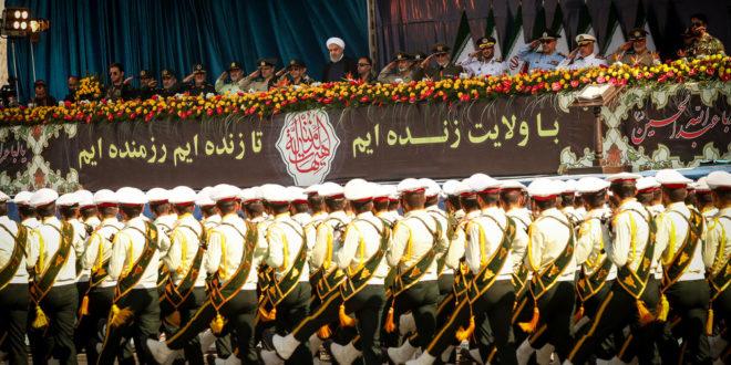 Техеран показао усавршену балистичку ракету, Рохани позвао Запад да напусти Персијски залив 1