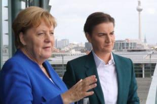 Ти Меркелова Србима прво да исплатиш 350 милијарди € ратне одштете а за остало ћемо да се договоримо...