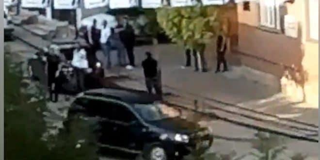 """Овако је данас на локалним """"изборима"""" у Медвеђи (видео) 1"""