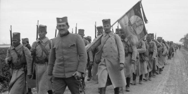 Зна ли ко како је Србија јуче прославила 100 година од пробоја Солунског фронта? 1