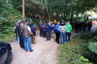 Мештани насеља Радманово блокирали пут Брус-Брзеће због изградње МХЕ Kресаја