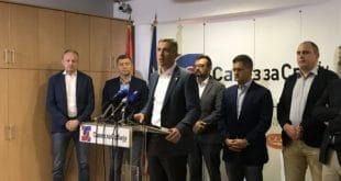 Савез за Србију: Проглашавамо заједнички бојкот лажних избора