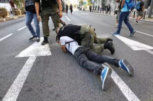 ТО ПОЛИЦИЈО! Удри, гуши, дави, хапси народног непријатеља! (фото) 12