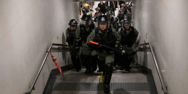 """Хонгконг се приближава """"црвеној линији"""" преко које Пекинг неће прећи 1"""