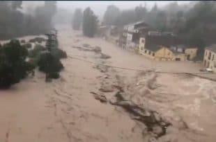 Незапамћено невреме на југу Шпаније, вода носи све пред собом, има мртвих (видео) 1